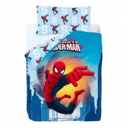 FUNDA NÓRDICA SPIDERMAN